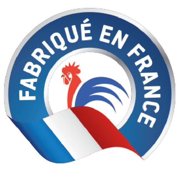 Fabriqué en France par BVL Serrulac